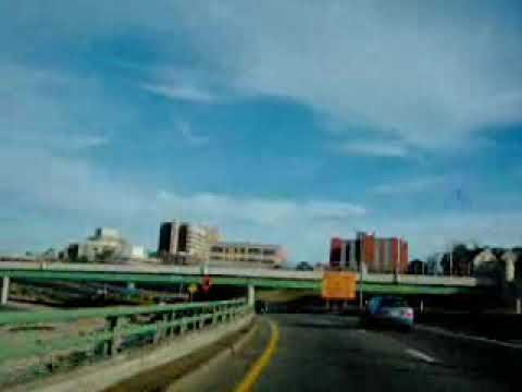 Old I 195 WB in Providence RI (now closed)