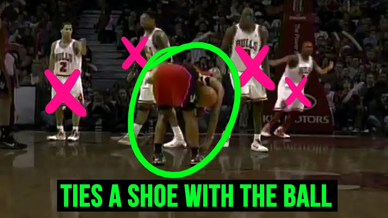 A Collection Of RARE And AWKWARD NBA Moments