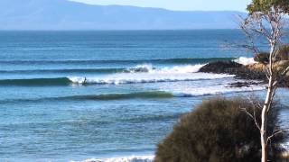 Tasmania surf east coast