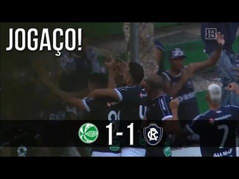 Juventude 1 x 1 Remo - Melhores Momentos - Brasileirão Série C 04/05/19