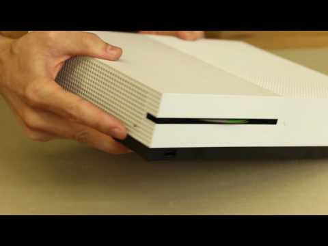 Xbox One S - Get Your Stuck Disc Out - Manual Eject