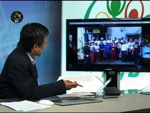 DVB - 22.03.2011 - Daily Burma News