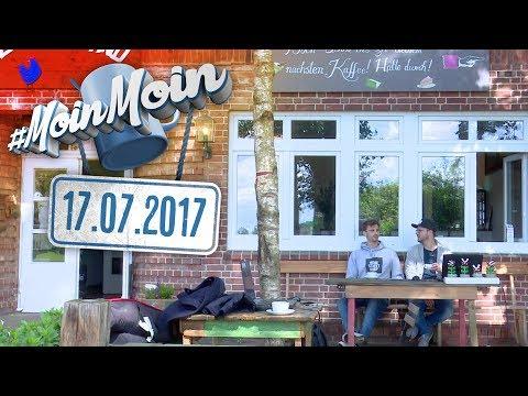 Interview mit Fynn Kliemann LIVE aus dem Kliemannsland,  | MoinMoin mit Fynn, Etienne und Simon