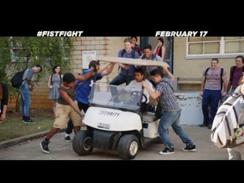 "FIST FIGHT - ""Crazy"" TV Spot"