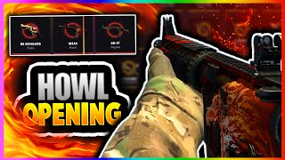 CSGO BETTING: DOUBLE M4A4 HOWL OPENING!!? CS:GO HOWL M4 OPENING + TWO KNIFE ONLY CASES (CS GO Skins)