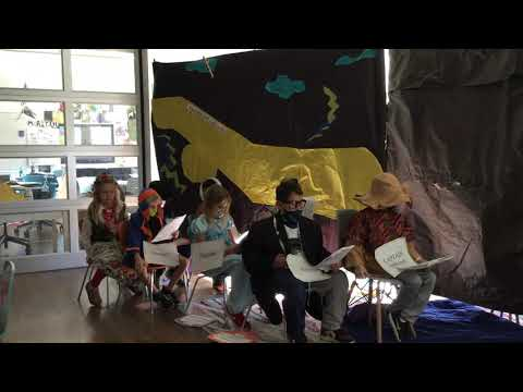 Discovery Day Academy-Lady Liberty Classroom Production for 2nd Grade