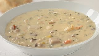 Easy Seafood Chowder - Video Recipe