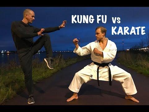 KUNG FU vs KARATE | STREET FIGHT!