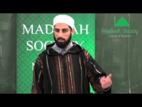 Shaykh Waseem Ahmed Imam ash Shadhili Madinah Society