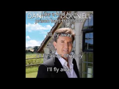 15. I'll Fly Away - Daniel O'Donnell