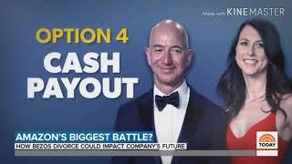 WOW!!  Kekayaan Jeff Bezos jauh KALAHKAN Bill Gates.