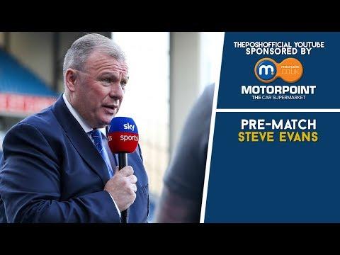 "FREEVIEW | Evans - ""Shrewsbury Are The Club Of The Season"""