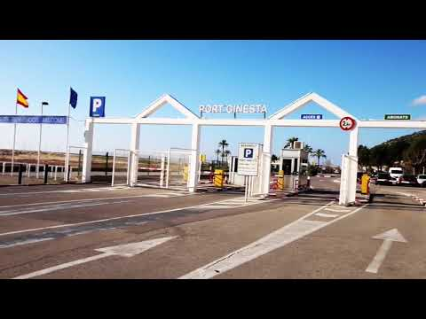 Port Ginesta Barcelona shorter video