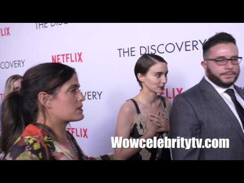 "Rooney Mara at Premiere Of Netflix's ""The Discovery"""
