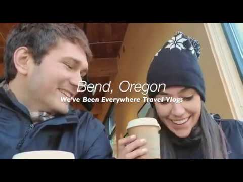 Bend, Oregon Travel Vlog