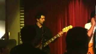 "PHIL SOUSSAN BAND ""Shot In The Dark"" Cafe Cordiale Sherman Oaks, CA 10/3/2012"