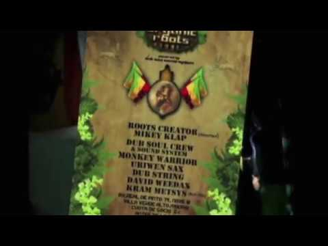 Organic Roots Sessions & Meetings 1 Abril