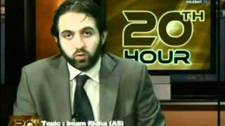 20TH HOUR 2C AMMAR NAKSHAWANI IMAM REZA REDHA GOLDEN CHAIN, GOLDEN DISSERTATION AHLEBAIT TV
