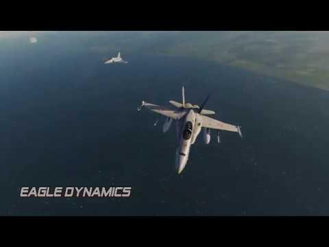 DCS Movie: #F/A-18C Seafort Rescue