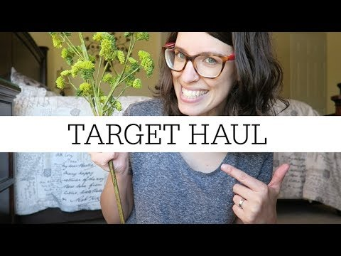 Target Haul | Home Decor and More, Spring 2019