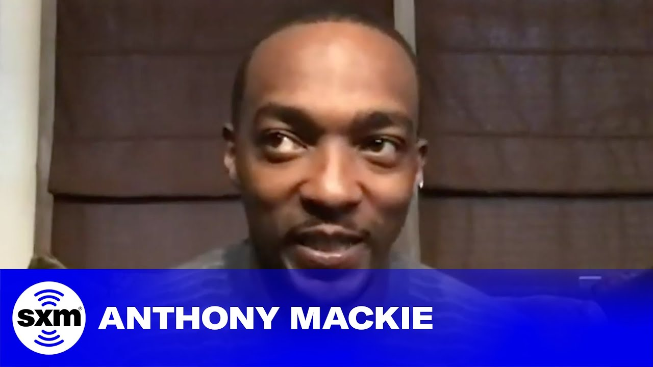Anthony Mackie Got Punched by Will Smith — And It Was Awesome