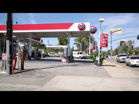 The Lost World: Jurassic Park Filming Location: 76 Gas Station