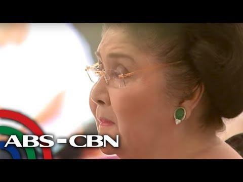 News Patrol: Duterte, 'di umano makikialam sa kaso ni Imelda Marcos
