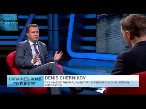 Ukraine's Path to Europe: EU integration expert says Ukraine must have something to offer