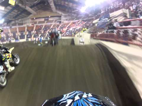 Ian - #71 - KTM SXS 50 - Motorama 2013 Travel Video