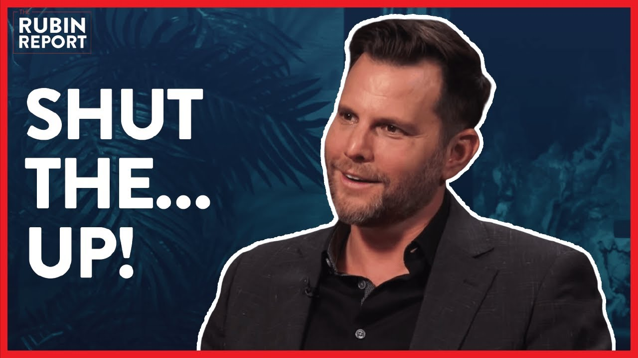 The Rubin Report Dave Rubin's Priceless Reaction to Jeffrey Epstein News  | Glenn Beck | POLITI