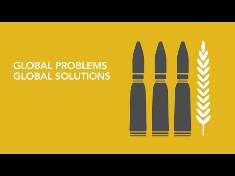 Global Problems, Global Solutions Pt 3