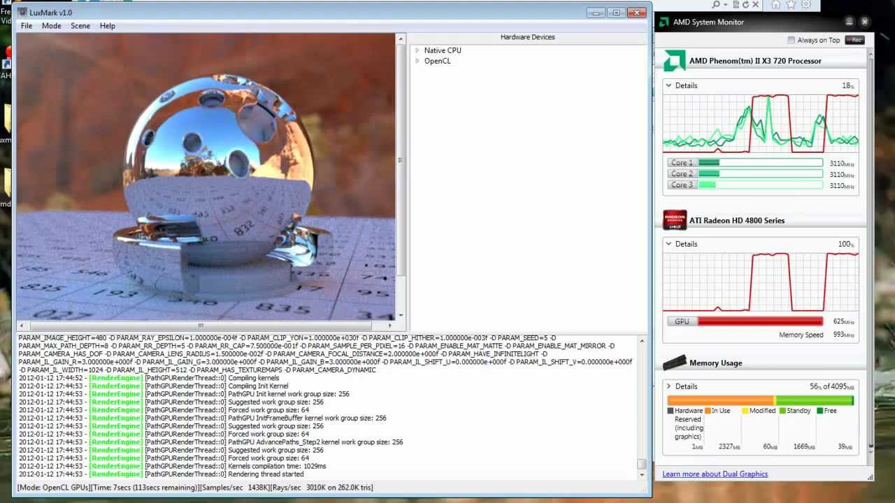 GPU Usage Monitor - AMD System Monitor [Tutorial]