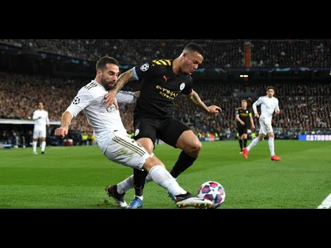 Реал Мадрид 1 - 2 Манчестер сити.  обзор голов. Real 1 - 2 Manchester City 26.02.2020 голы матча.
