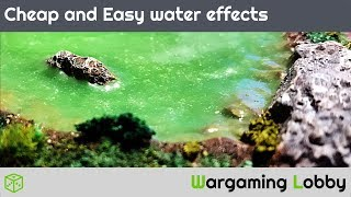 Cheap and Easy Water Effects