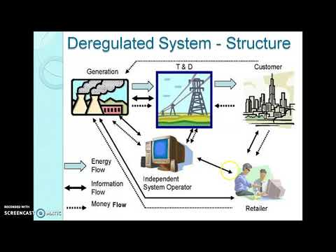 Deregulated Power SystemAn Introduction