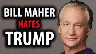 Bill Maher Struggles to Explain Economic Boom Under Trump