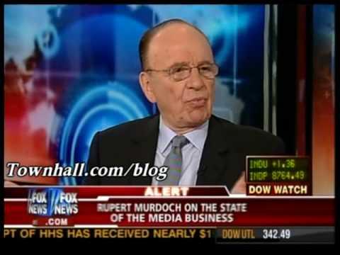 FOX CEO Rupert Murdoch: 'If We Weren't 'Fair & Balanced' We Wouldn't Have The #1 Network'