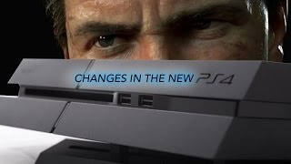 Biggest CHANGES Made In The New PS4 Model (CUH-1200)