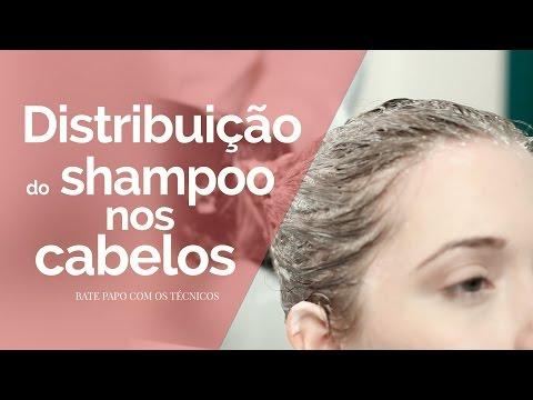 Shampoo que alisa - Distribuição correta do Shampoo nos cabelos - The First- Paulo&Adriana ...