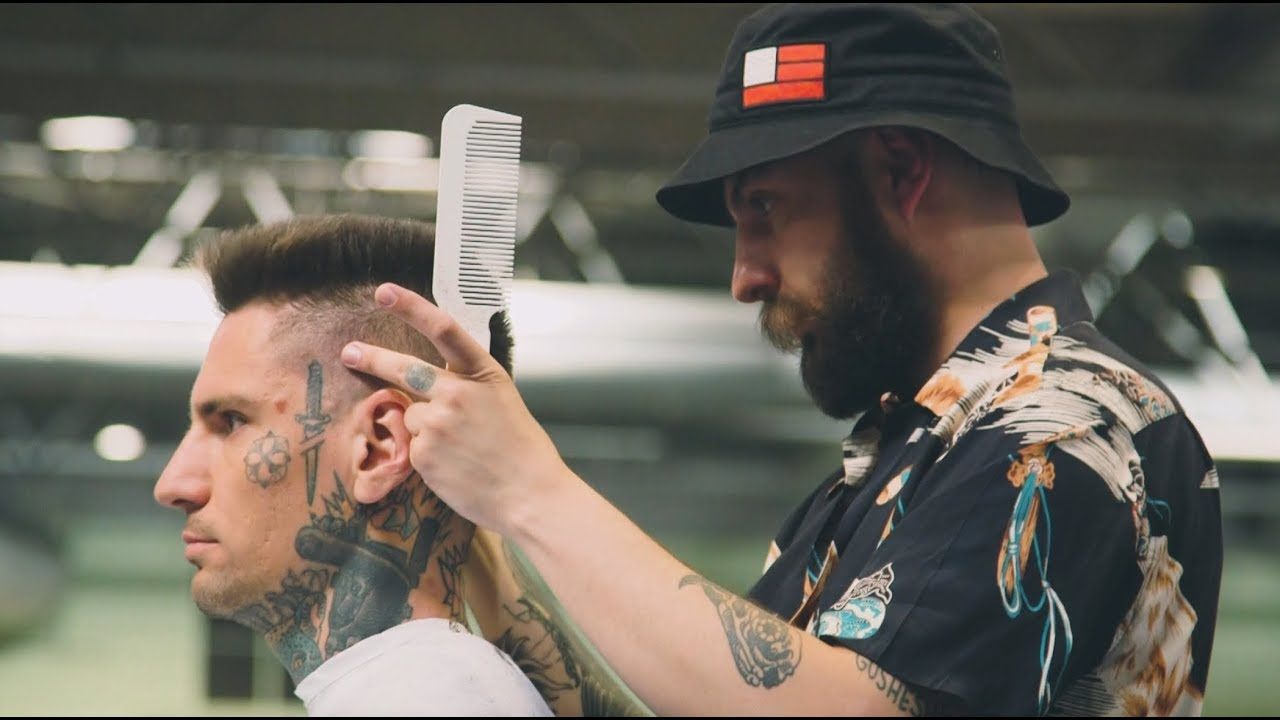 Barber Of The Year 2018 Youtube