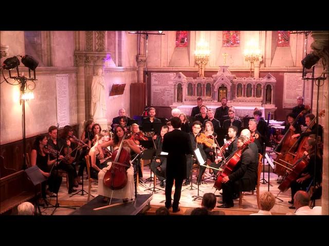 C.Saint-Saëns Concerto pour violoncelle No 1