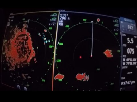 Simrad 4G Radar- DUAL Range! + INCREDIBLE CLOSE PERFORMANCE! Pretty INSANE!