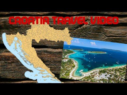 Croatia Travel Video (HD)