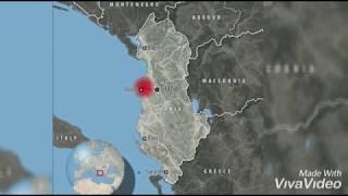 Gambar cover Pas lëkundjeve të forta sizmike ne Durrës shënohet ngjarja  e parë..