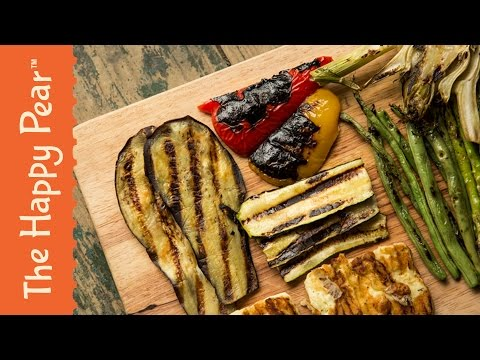 Veggie BBQ - Part One - The Happy Pear