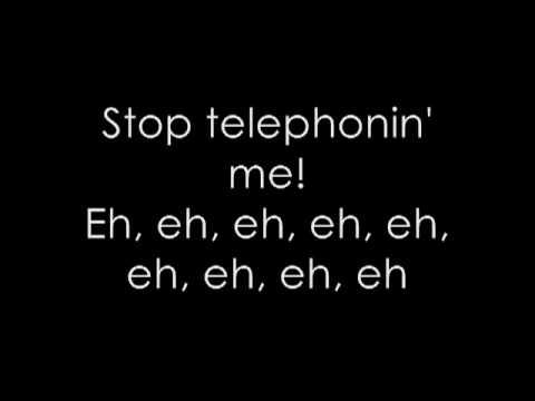 Lady GaGa  Telephone Free mp3 download link