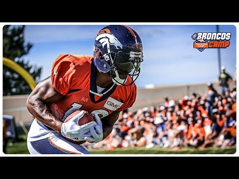 BTV: Highlights from Day 1 of Broncos Camp