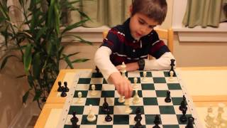 ChessKid Video Contest: The CheckMate Kid