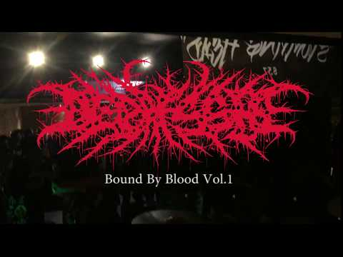 DEPRESSED - 21.10.17 - Bound By Blood Vol.1 - Selangor Malaysia