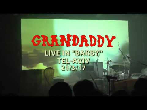 "Grandaddy live at ""Barby"", Tel-Aviv, 21/3/17"